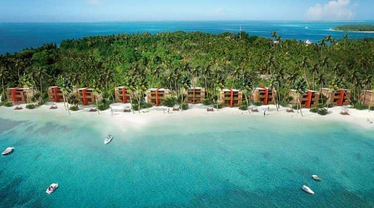 Pronto a scoprire il The Barefoot Eco Hotel nell' Atollo di Haa