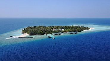 Scopri Embudu Village 3 stelle nell' Atollo di Male Sud