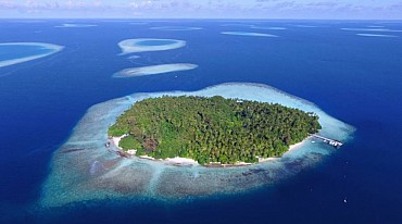 Parti per Biyadhoo Island Resort 3 stelle nell'Atollo di Male Sud