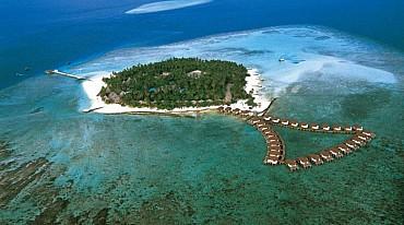 Vacanza con la famiglia ad Alimathà nell'Atollo di Felidhu