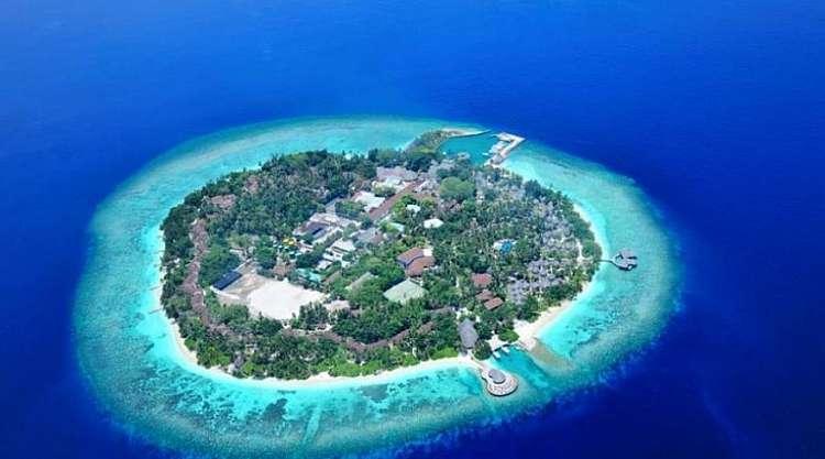 Scopri il Bandos Island resort 4 stelle Atollo di Male Nord