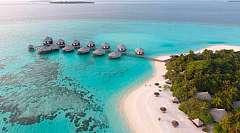 Scopri il Kihaa Maldives resort 5 stelle nell'Atollo di Baa