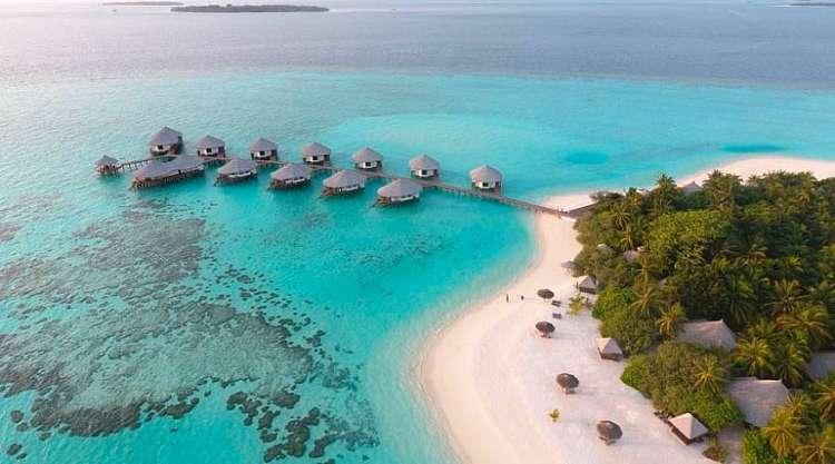 Parti per il Kihaa Maldives resort 5 stelle nell'Atollo di Baa