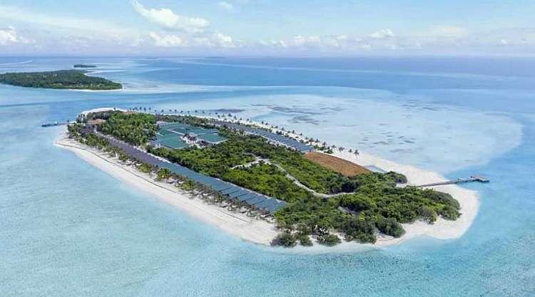 Nuovo Innahura Maldives resort 3 stelle nell'Atollo di Lhaviyani