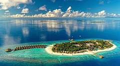 Scopri Kudafushi resort & Spa 5 stelle magnifico Atollo di Raa