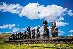 Santiago, Isola di Pasqua e Polinesia: indimenticabile tour panoramico