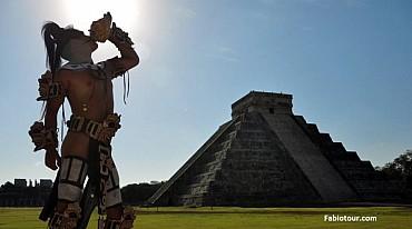 Capodanno 2020 al caldo ... Tra gli Aztechi e il Mondo Maya!!!