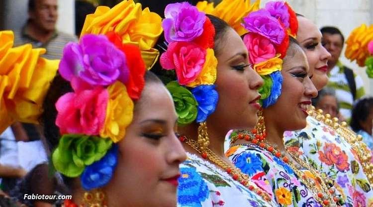 Speciale Capodanno in viaggio ... tra Chiapas, Campeche e Yucatán