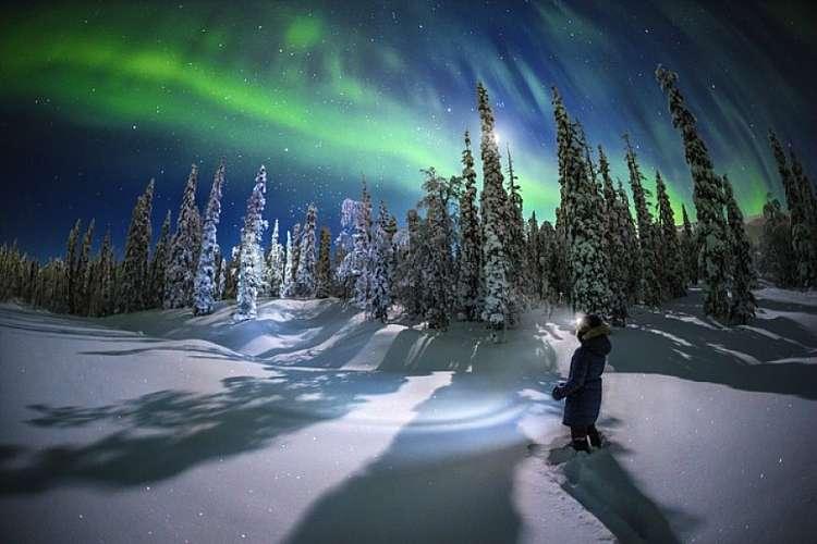 Immacolata in Lapponia: alla ricerca dell'aurora boreale da 1.290 euro