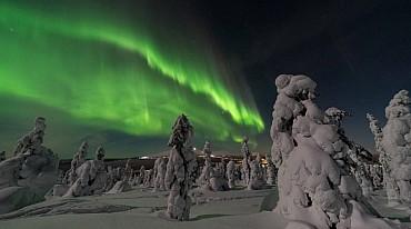 Meraviglie norvegesi: fiordi e aurora boreale Tour in italiano solo colazione