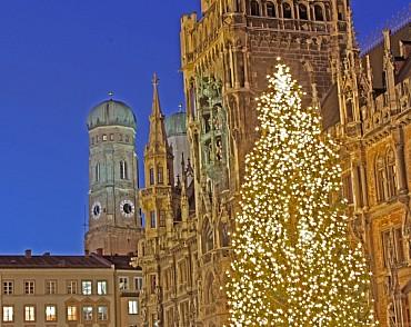 Mercatini di Natale in Germania: Monaco di Baviera, Ulm e Augusta