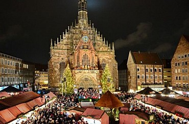 Mercatini di Natale Norimberga e Germania partenze dall'Italia in bus