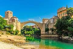 5 giorni a Sarajevo e Mostar con tour ed escursioni private