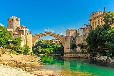5 giorni a Sarajevo e Mostar con tour ed escursioni private solo colazione