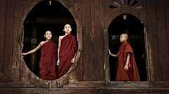 Capodanno in Birmania: alla ricerca del benessere interiore