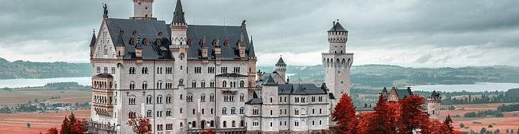 Ponte Ognissanti a Monaco di Baviera e Castelli 4 giorni 3 notti