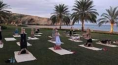 Yoga e massaggi Ayurveda in Oman in uno splendido hotel a Muscat