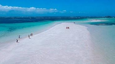 Parco Marino di Watamu Kenya relax su sabbia bianca e acque turchesi