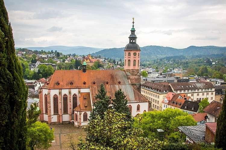 Weekend unico e imperdibile a Baden Baden con gita a Stoccarda