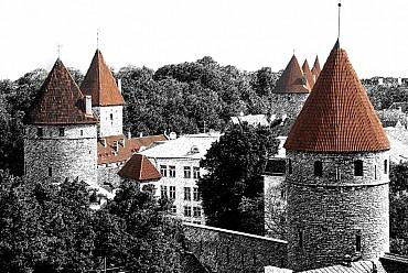 Tallinn Capitale Estone con traghetto per Helsinki solo colazione