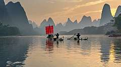Il fiume e le colline di Cassia: Pechino - Xi'an - Guilin - Shangai