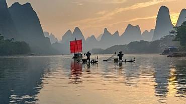 Il fiume e colline di Cassia:Pechino-Xi'an-Guilin-Shangai da 1638 euro