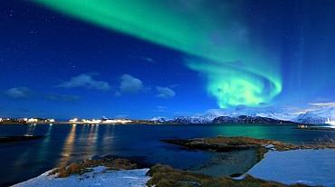 Eccezionalmente inverno: Tromso, Crociera Hurtigruten e Capo Nord solo colazione