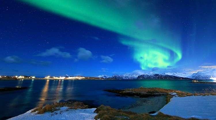 Eccezionalmente inverno: Tromso, Crociera Hurtigruten e Capo Nord