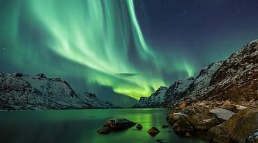 La Capitale e la Lapponia Svedese a nord del circolo polare artico mezza pensione