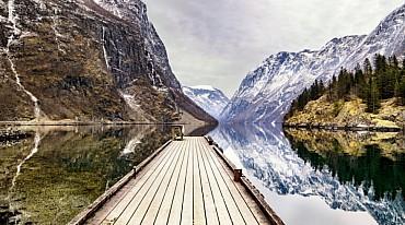 Delizia Invernale In a Nutshell: viaggio in Norvegia come nessun altro solo colazione