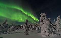 Lapponia solo donne. A Caccia dell'aurora boreale e popolo Sami (A)