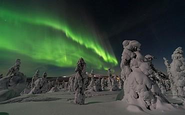 Lapponia solo donne. A Caccia dell'aurora boreale e popolo Sami