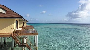 MALDIVE - Atollo di Ari    Seaclub Maayafushi Resort-  da €1350