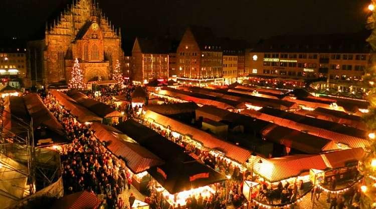 Scopri i Mercatini di Natale sulla Strada Romantica da 369 euro