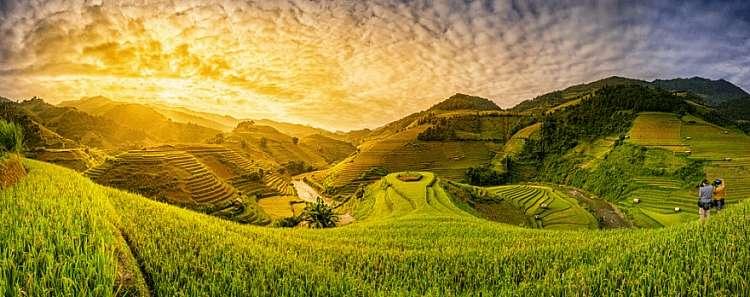 Asiatica Travel-Romantico nord ovest Vietnam 15 giorni da 930Euro/pax