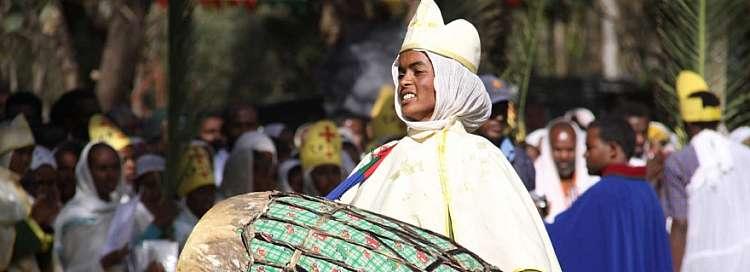 Etiopia - Fasika Pasqua Copta con guida parlante italiano