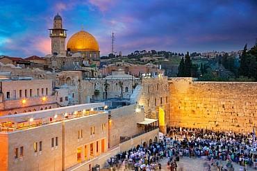 La Terra Promessa: Israele Tour di gruppo con guida parlante italiano