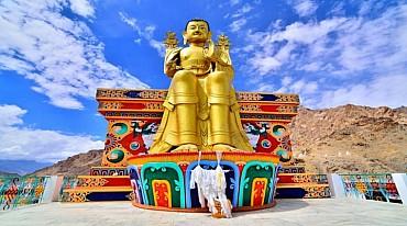 India Ladakh: tour e mini trekking ai Monasteri Buddisti da aprile '20