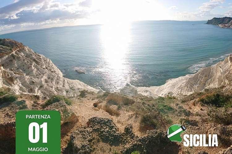 Sicilia in moto: 10 giorni e 8 notti tra le strade dell'isola