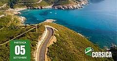 Tour in moto in Corsica: 8 giorni in moto tutto incluso da €1.400