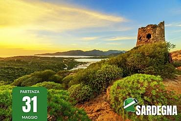 Tour in moto in Sardegna: 8 giorni sull'isola da € 1499