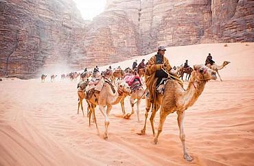 Vacanza in Giordania a gennaio: volo + hotel a partire da 180 euro