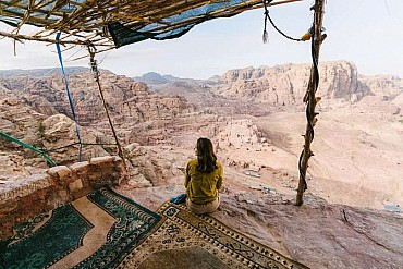 Vacanza in Giordania a febbraio: volo + hotel a partire da 155 euro