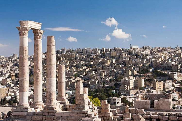Vacanza in Giordania a gennaio: volo + hotel a partire da 145 euro