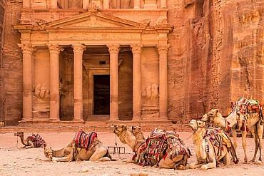 Vacanza in Giordania a febbraio: volo + hotel a partire da 160 euro
