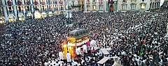 Festa di Sant'Agata in Sicilia con il tour Sicilian Secrets 8 giorni