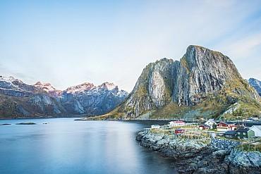 Norvegia e le isole Lofoten in inverno con guida in italiano