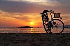 Isole Egadi in Sicilia: Favignana un'isola in bicicletta