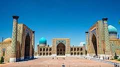 Essenza uzbeka - le città azzurre sulla via della Seta da 884 euro