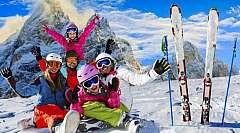 Settimana bianca per famiglie ad Asiago a partire da 90 euro